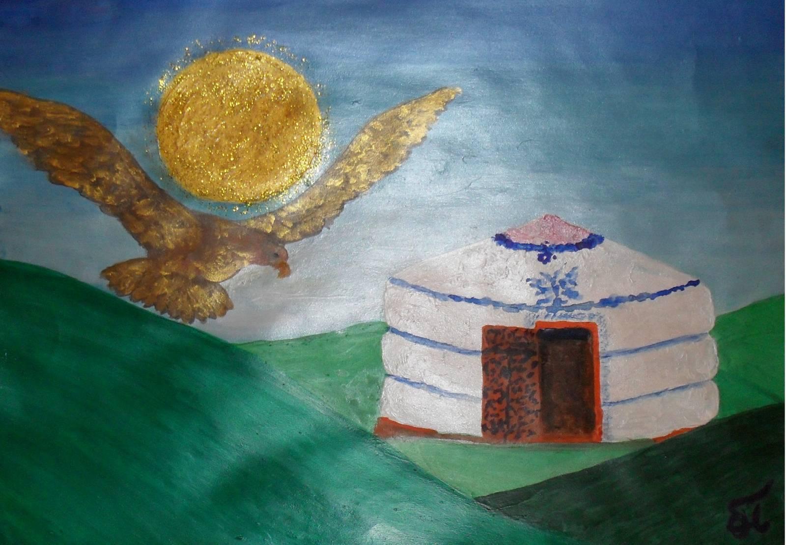 Поделки своими руками на день независимости казахстана 16